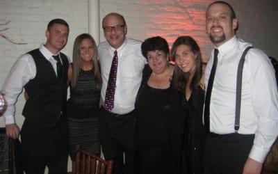 Celebrating Cousin's Wedding