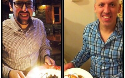 Birthday Celebration - One year later