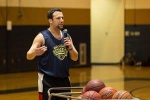 Layups 4 Life 3-on-3 basketball