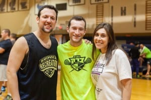 Layups 4 Life charity basketball