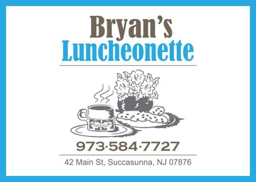 Bryan's Luncheonetter