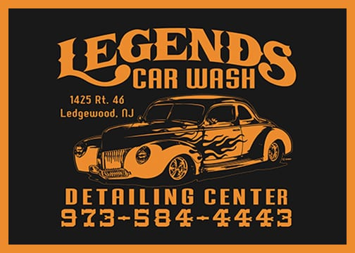 Legends Car Wash