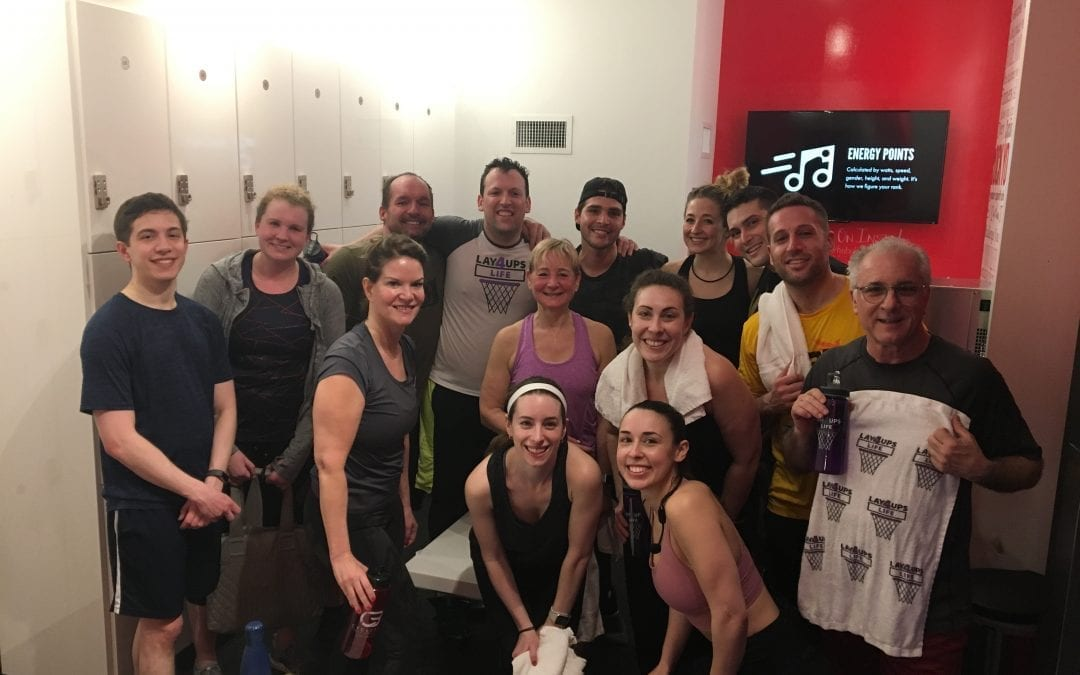 L4L Team Hits the Bikes to Raise Funds