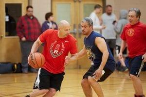 basketball, sports, charity, 3v3, Parsippany, PAL, cancer