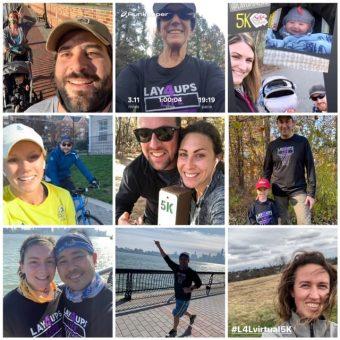 Virtual 5K Run/Walk Fundraiser Yields Success